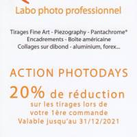 Labo photo professionnel