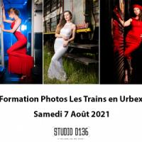 Stages photos Les Trains en Urbex