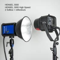 matériel studio photo professionnel